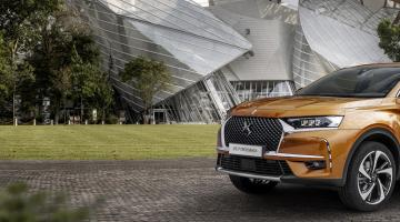 DS 7 Crossback d'occasion - DS CERTIFIED